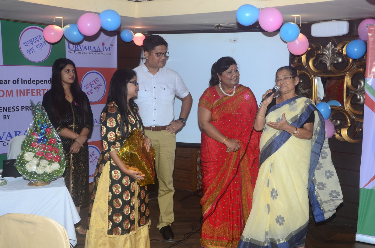 Urvaraa IVF In India Organised Events About Causes Of Infertility 18